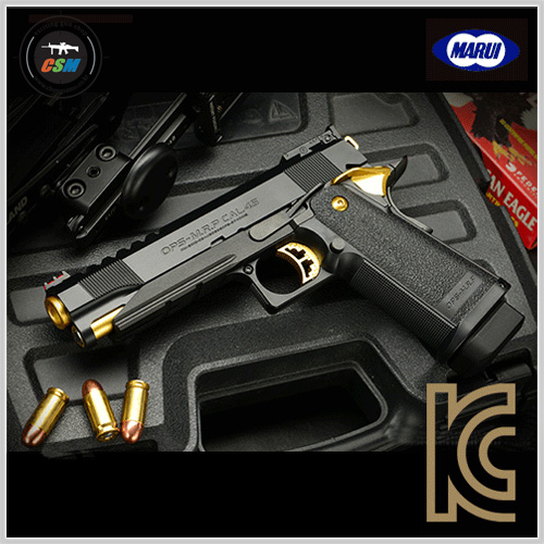 [마루이] Hi-CAPA 5.1 Gold Match